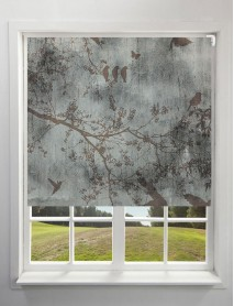 Tree and Flower Curtain (27)