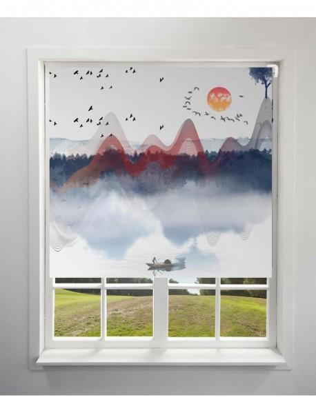 Unique Design Curtain (6)