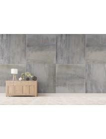 Concrete blocks Wallpaper