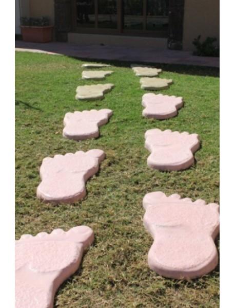 Foot Print Tile