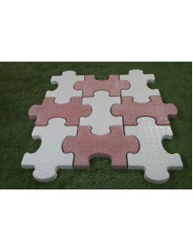 Puzzle Shaped Tile