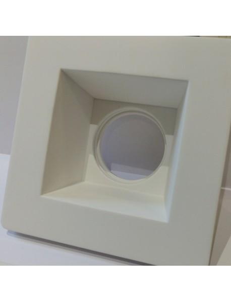 Square Trim Less Spot Light