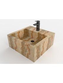 Marble Veneer Sink (1)