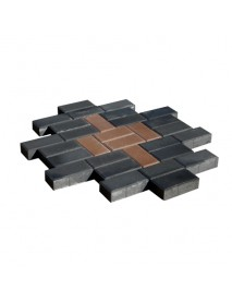Interlock tiles (rectangular)