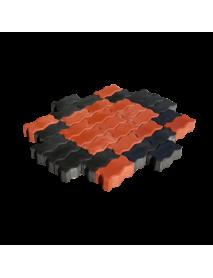Interlock/Pavers Abraj (Zigzag )
